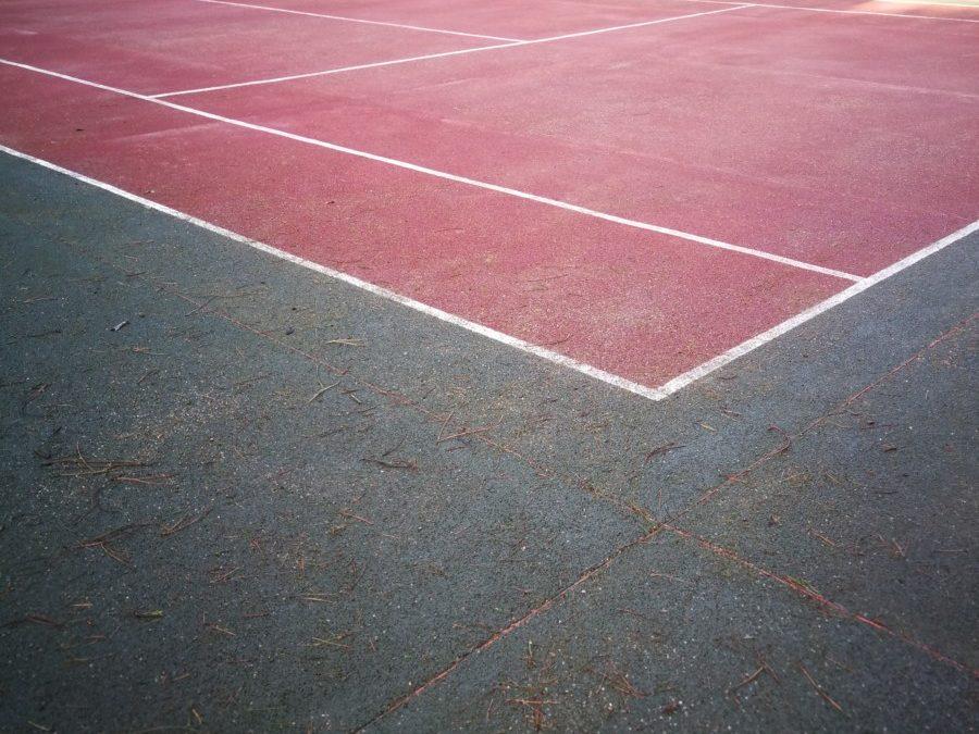 Restauración de 3 pistas de tenis, Costa Brava